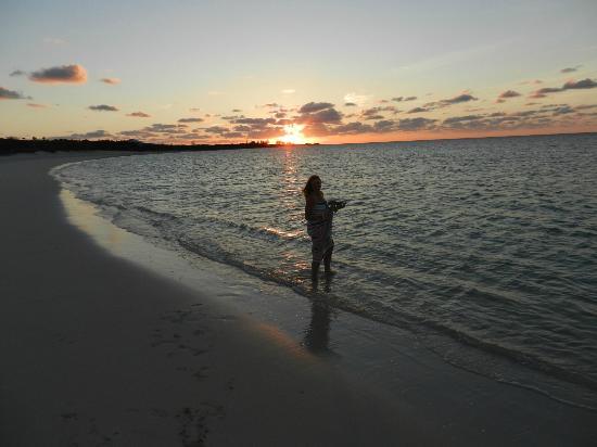 Spanish Cay Private Island Resort: Barefoot Beach, Spanish Cay