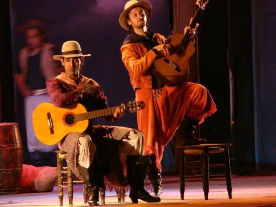 Opera Pampa: espectaculo