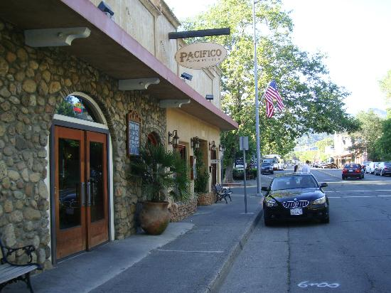 Pacifico Mexican Restaurant : Pacifico Restaurante Mexicano - Calistoga