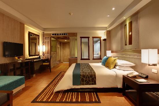 Merlin Beach Resort: Deluxe Room