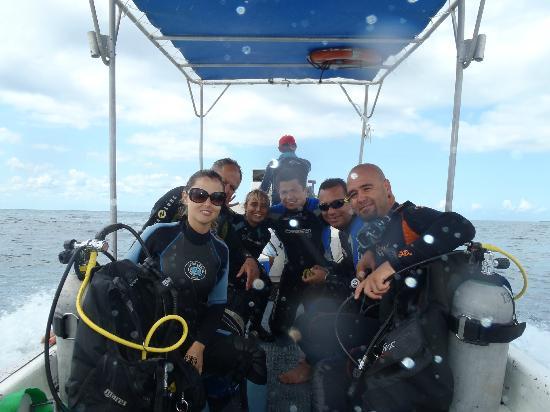 Divers UnderGround: MIS AMIGOS