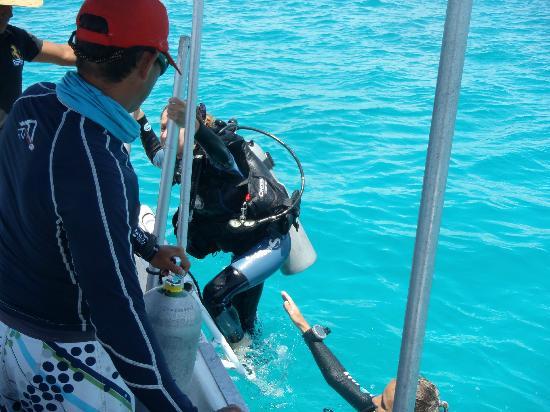 Divers UnderGround: MI SALIDA