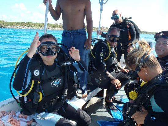 Divers UnderGround: LISTA PARA EL AGUA