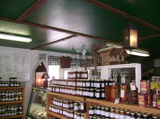 Pony Express Meats & Deli: Homestyle Jams, Jellies, Salsas & More