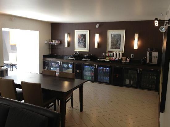 Sheraton Philadelphia Society Hill Hotel: Club Room