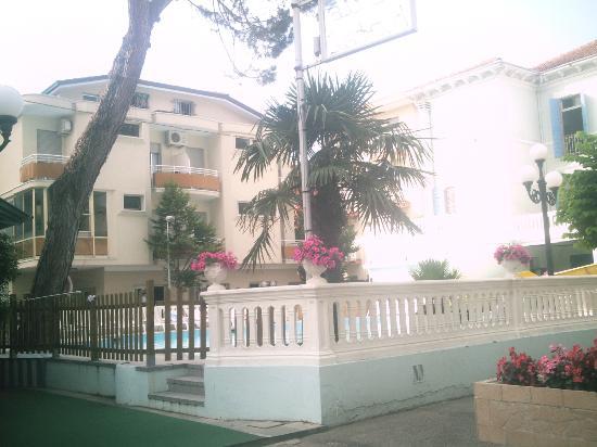 Hotel Villa Loris, Bellaria
