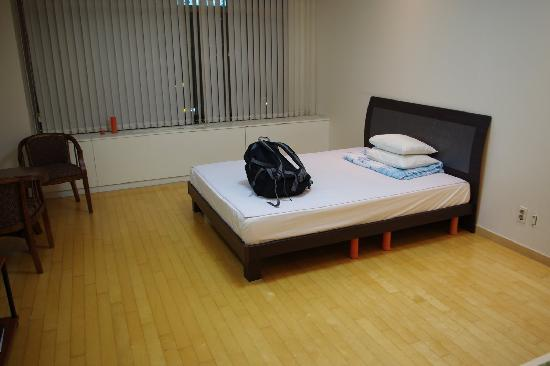 Incheon Airport Guesthouse: シングル