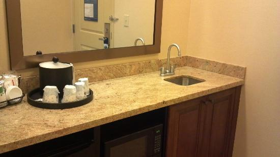 Hampton Inn & Suites Scottsdale/Riverwalk: Kitchenette