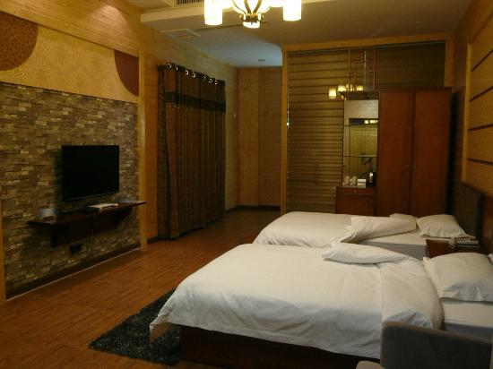 Jinsha Island Leisure Villa Resort