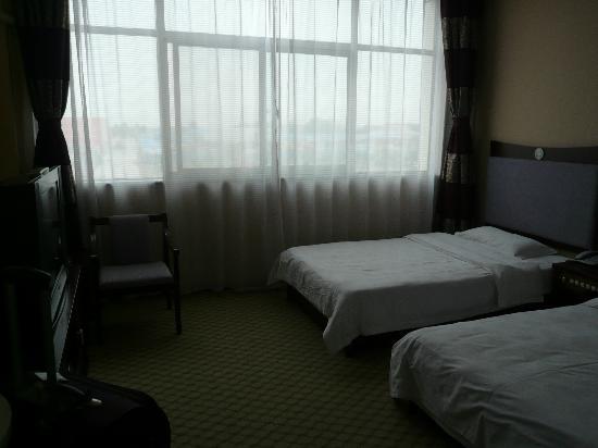Zhongwei Xilaideng Hotel: bedroom