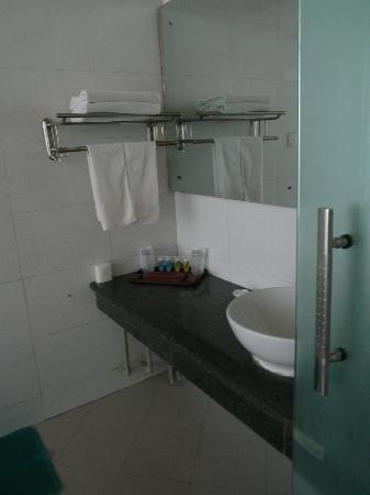 Zhongwei Xilaideng Hotel: basin