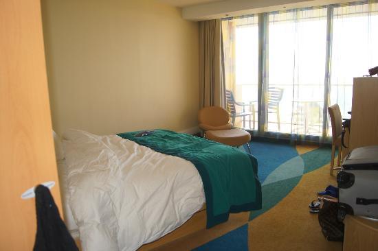 Radisson Blu Hotel, Nice: room