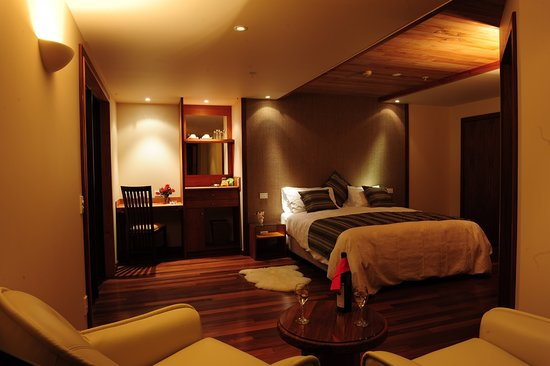 Westhaven Luxury Lodge: guest room