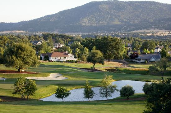WorldMark Angels Camp: Greenhorn Golf Course View