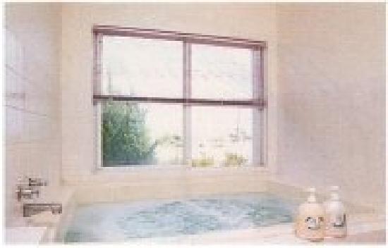 Pension Villa Commons : お風呂
