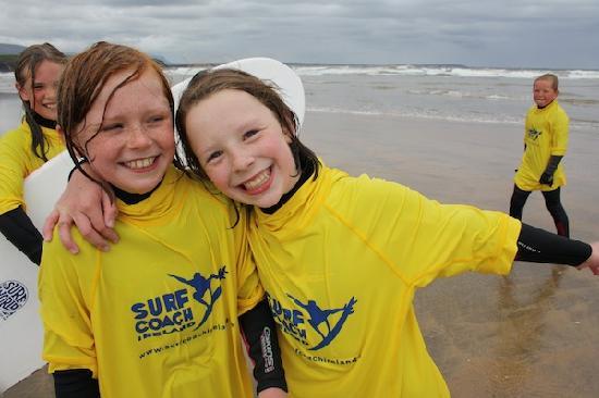 Surfworld Bundoran: Kids Surf Camps