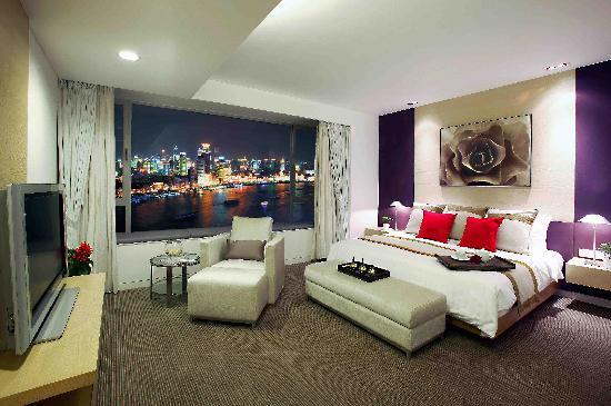 Fraser Suites Top Glory Shanghai : Bedroom