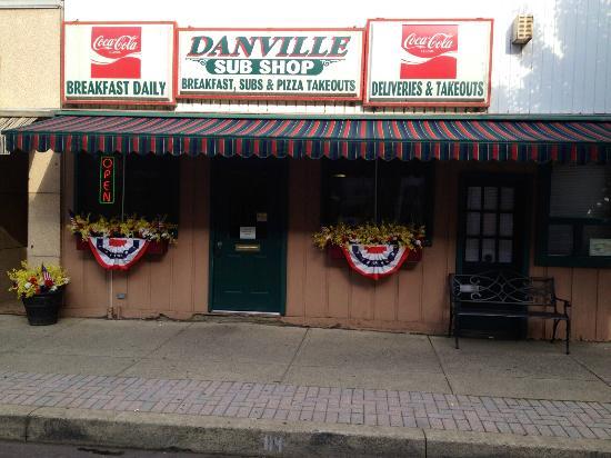 Danville Sub Shop