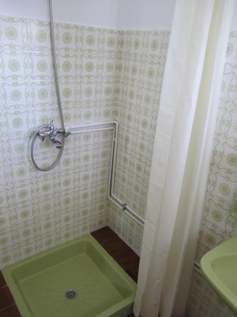 Vouniotis Rooms: bathroom