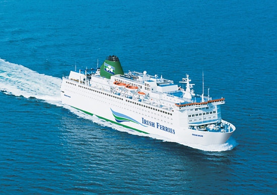 Irish Ferries: Oscar Wilde: Cruise Ireland to France