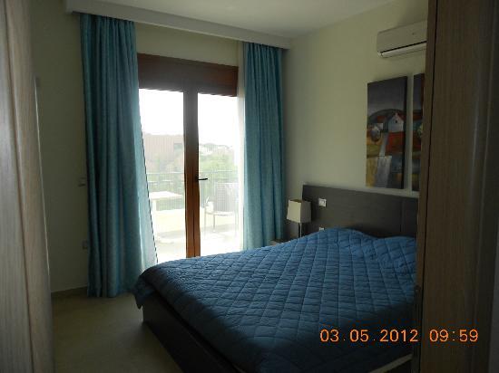 Blue Dream Luxury Villas: Camera secondo piano, con balcone