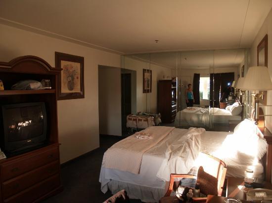 貝斯特韋斯特帕朗綠洲酒店照片