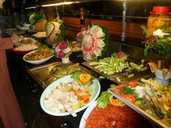Bera Hotel Alanya: buffet