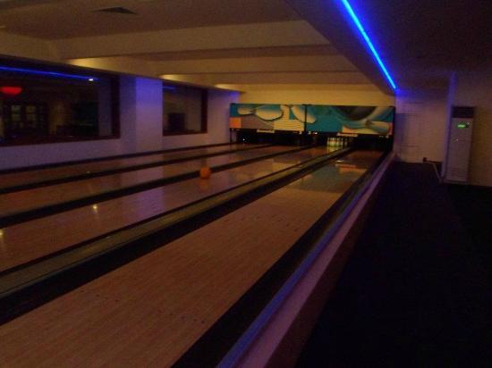 Bera Hotel Alanya: bowling