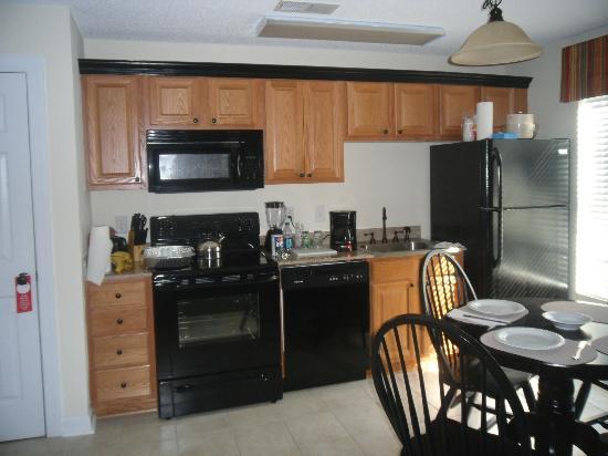 Ellington at Wachesaw Plantation East: Küche