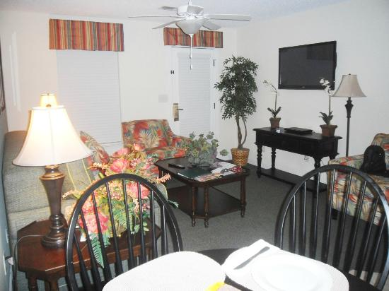 Ellington at Wachesaw Plantation East: Wohnzimmer