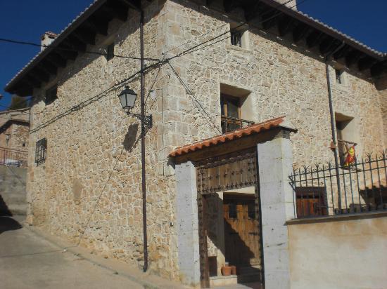 Casa Valero: El hotel