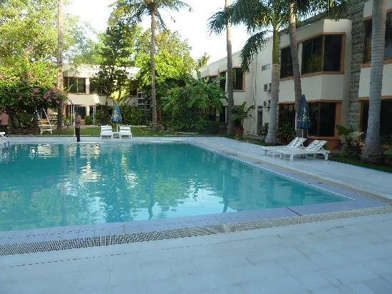 Mandalay Swan Hotel: Nice clean pool