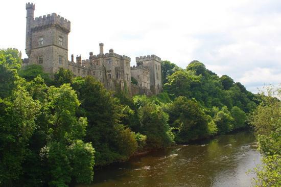 Lismore Castle Gardens: Lismore Castle