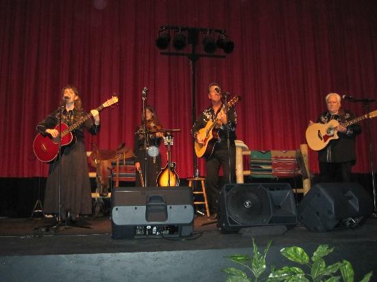 Dan Miller's Cowboy Music Revue : Dan Miller  and accompanists