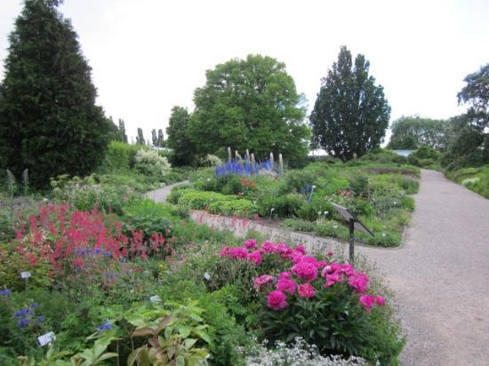 Berggarten: Parkanlage