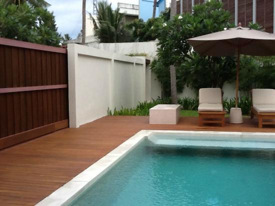 SALA Samui Resort And Spa: Deluxe Pool Villa