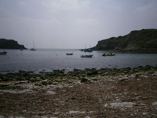 Lulworth Cove and Durdle Door : Lulworth Cove