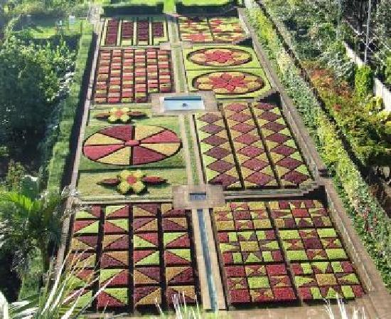 Madeira Botanical Garden : Provided By: Botanical Gardens Madeira