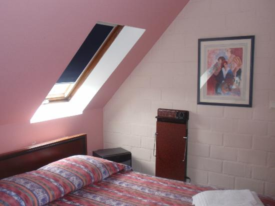 Eurocap Hotel: Bedroom