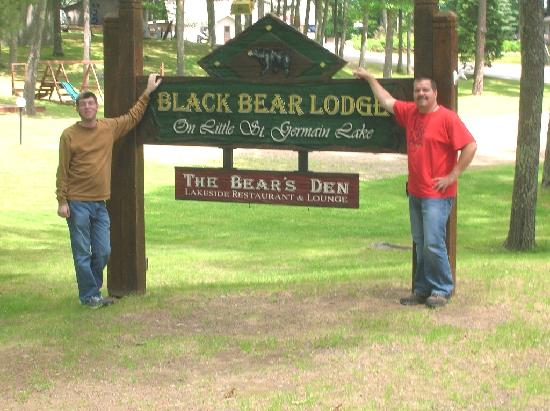 Black Bear Lodge : Making a family memory