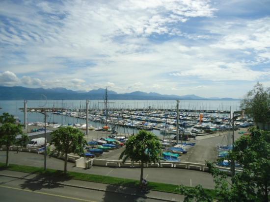 Movenpick Hotel Lausanne: quarto 336