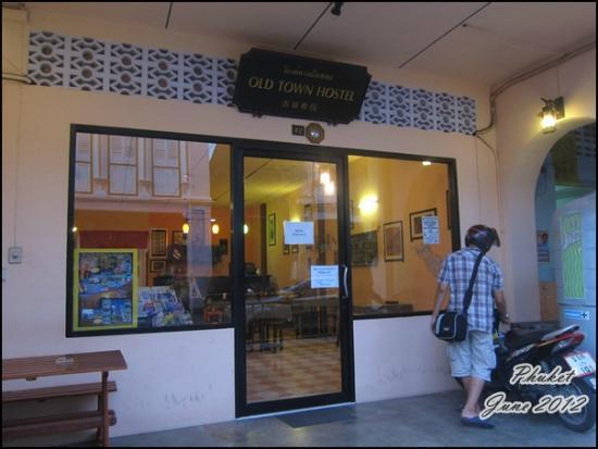 Phuket OldTown Hostel: ็Hostel