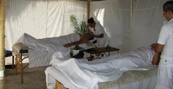 TX Hotel: Masajes