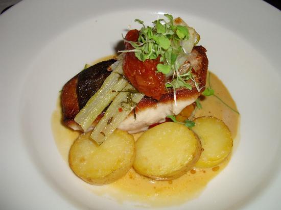 Bizerca Bistro: Scrumptious Fish Dish