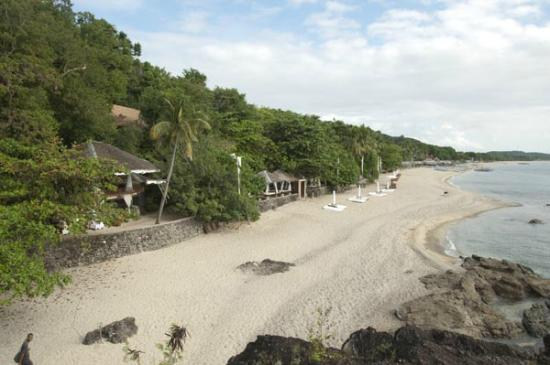 La Luz Beach Resort & Spa: View of resort