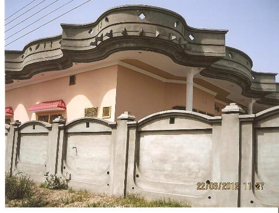 Rawalpindi, Pakistan: Tjusiga fasader som påminner om Orienten!