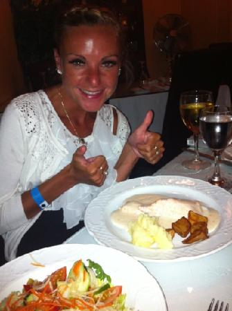 Paneil's: was the best meal in benidorm
