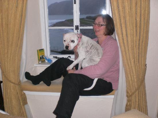 The Rising Sun Hotel: Dog Friendly