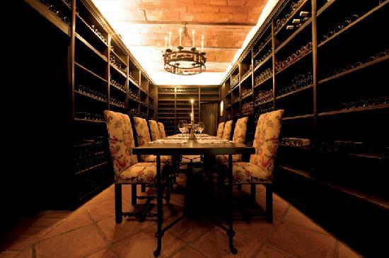 Hotel de la Cite Carcassonne - MGallery Collection : Cave
