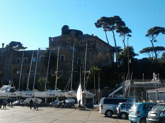 Hotel Il Gabbiano: Castello di Odescalichia